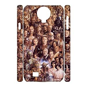 XOXOX Phone case Of Star War Cover Case For Samsung Galaxy S4 i9500 [Pattern-3]