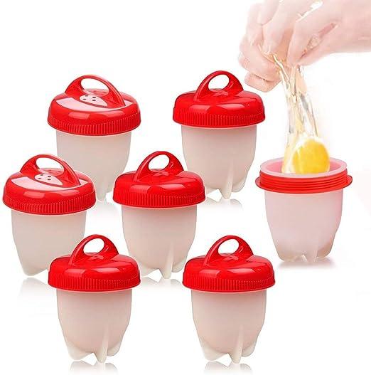 Cocedor Huevos, Cuecehuevos, Recipiente para Cocer Huevos, Ahorrar ...