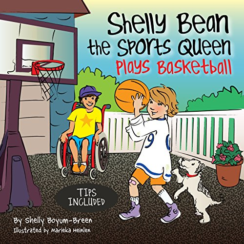 Shelly Bean the Sports Queen Plays Basketball