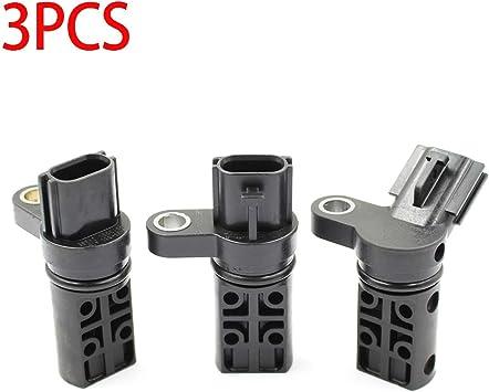 New 3pcs Camshaft Crankshaft Position Sensors For Infiniti /& Nissan 23730-AL60A