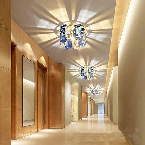 3W LED GUEW modernas lámparas de techo Iluminación lámpara ...
