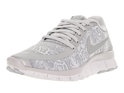 size 40 774d3 a0a03 Amazon.com  Nike Free 5.0 V4 Womens Shoes 9 B - Medium  Runn