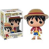 One Piece Boneco Pop Funko Mokey D. Luffy #98