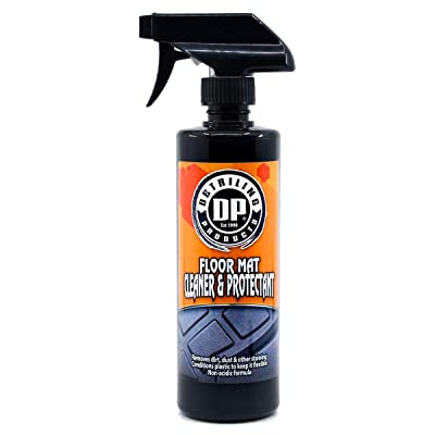 DP Floor Mat Cleaner & Protectant: Automotive