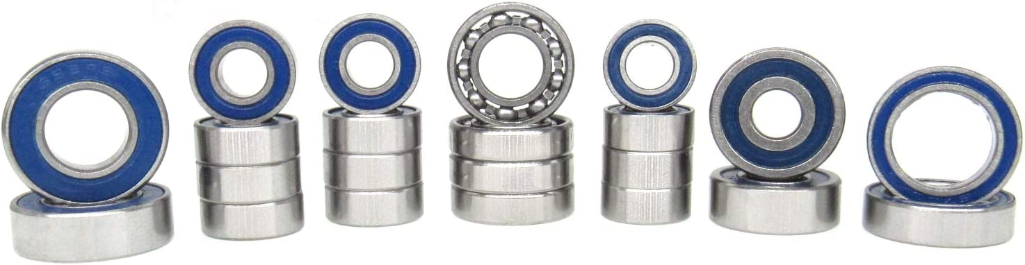 Axial SCX10 II Sealed Ball Bearing Kit for RC Cars V2
