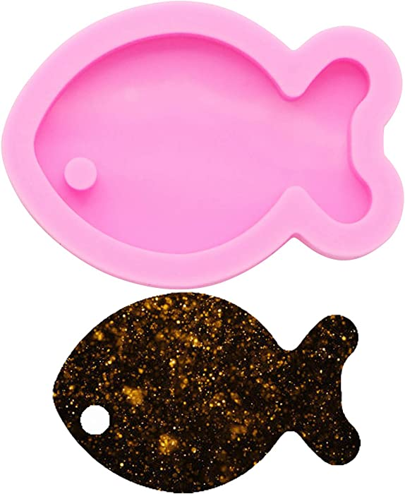 Top 10 Silicone Food Mold Fish Shape
