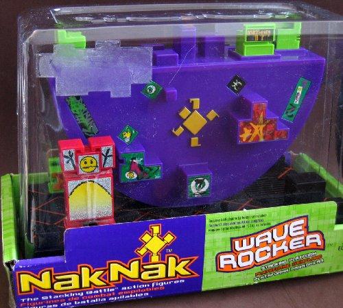 Nak Nak Wave Rocker Electronic Stacking Platform, used for sale  Delivered anywhere in USA