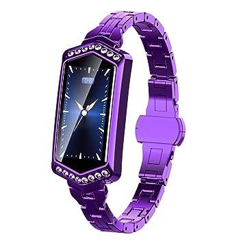 ZLOPV Pulsera Reloj de Mujer IP67 Pulsera Impermeable ...