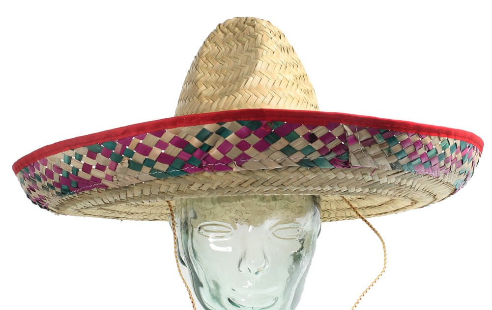 Red Sombrero - Costume - 25 Pack by RedSkyTrader