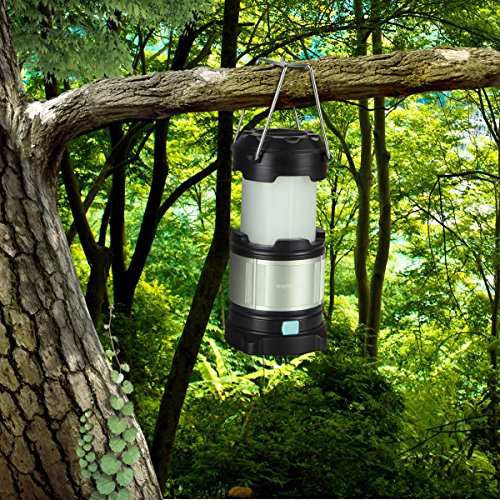185 Lumens 4 B Expower Ultimate Rechargeable LED Lantern and 4400mAh Power Bank