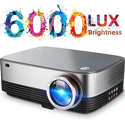 Amazon.com: VIVIMAGE C680 Native - Proyector LED de 1080p ...