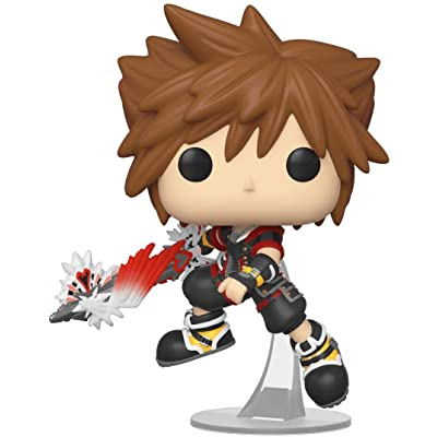 Funko Pop! Disney: Kingdom Hearts 3 - Sora with Ultima Weapon: Toys & Games