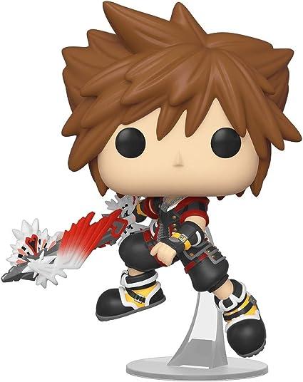 Amazon.com: Funko Pop. Disney: Kingdom Hearts 3 S2 - Sora ...