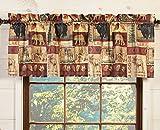 Black Forest Decor Highland Hills Lodge Valance For Sale
