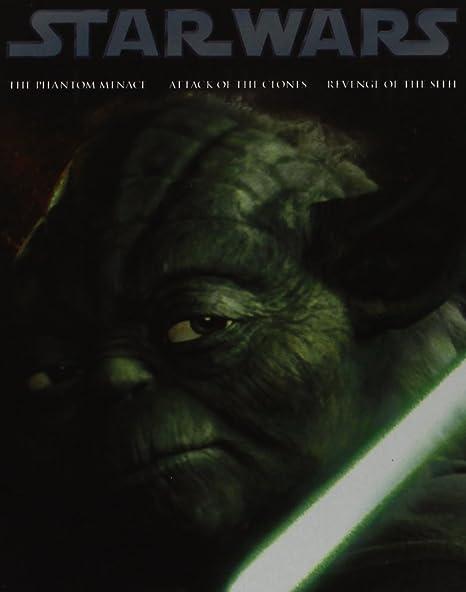Star Wars Trilogia Ep I-Iii - Bd Mtl [Blu-ray]: Amazon.es: Ewan McGregor, Liam Neeson, Natalie Portman, George Lucas, Ewan McGregor, Liam Neeson, Rick McCallum: Cine y Series TV