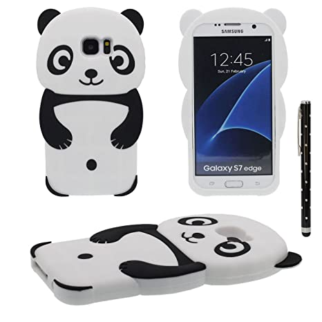 custodia samsung s7 edge panda
