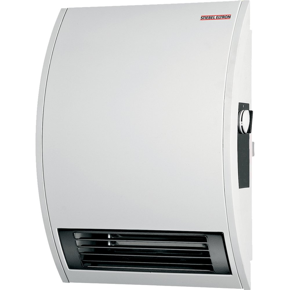 Stiebel Eltron 074057 240-Volt 2000-Watts Wall Mounted Electric Fan Heater