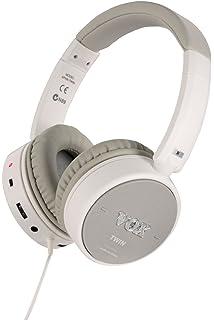 Vox amPhone Twin - Auriculares de diadema cerrados, blanco