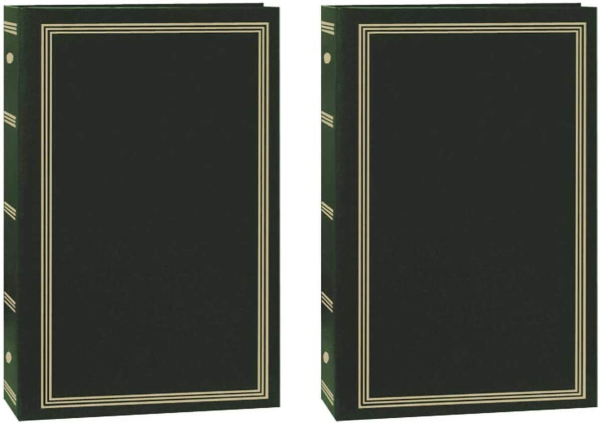 Pioneer Pocket 3-Ring 4x6 Photo Green Max 83% Save money OFF Album Pack 2