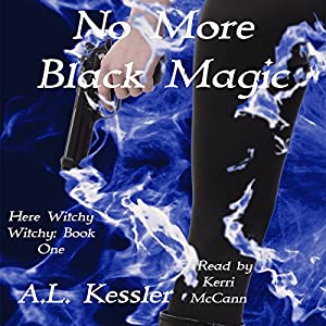 No More Black Magic Audiobook