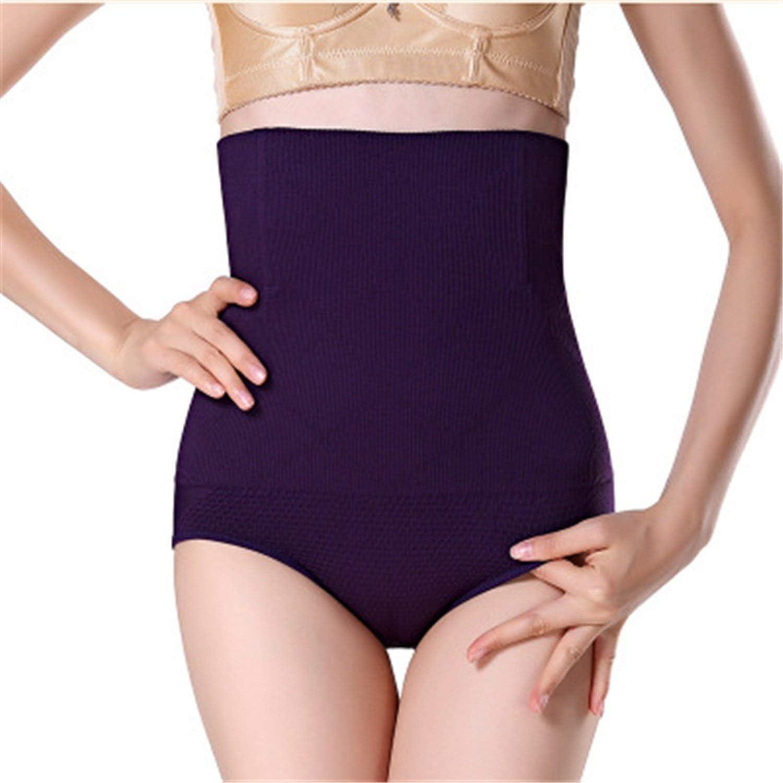 For What Reason Women High Waist Tummy Control Panties Waist Body Shaper Seamless Slimming Pants Shapewear Girdle Underwear