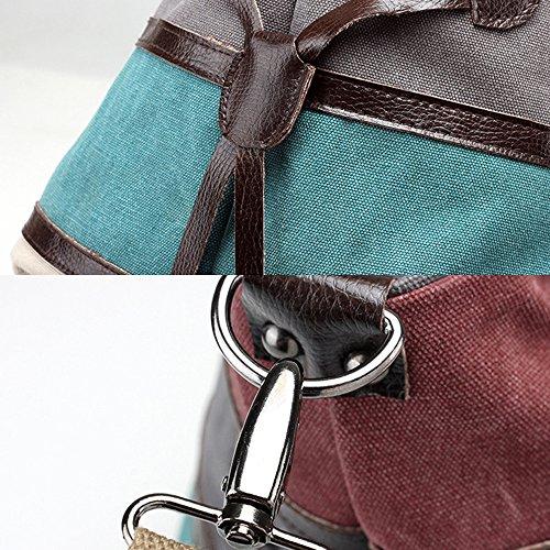 Crossbody Moda Dividida Bandolera Shoppers Conjunta Mujer Bolsos Bolso B Bag Grandes Totes Logobeing Desigual vqfwgw0
