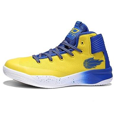 Hombres Baloncesto Zapatos al Aire Libre Fresco atlético cómodo ...