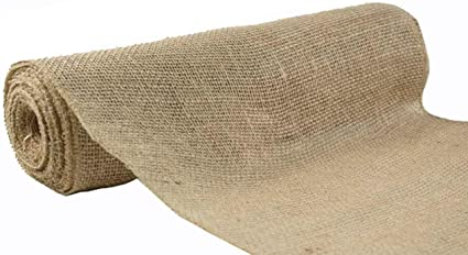 "Burlap Fabric 5 Yards 4 to 72/"" Wide 10oz for rustic wedding gardening home decor"