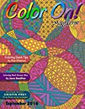img - for Color On! Magazine: September 2016 (Volume 12) book / textbook / text book