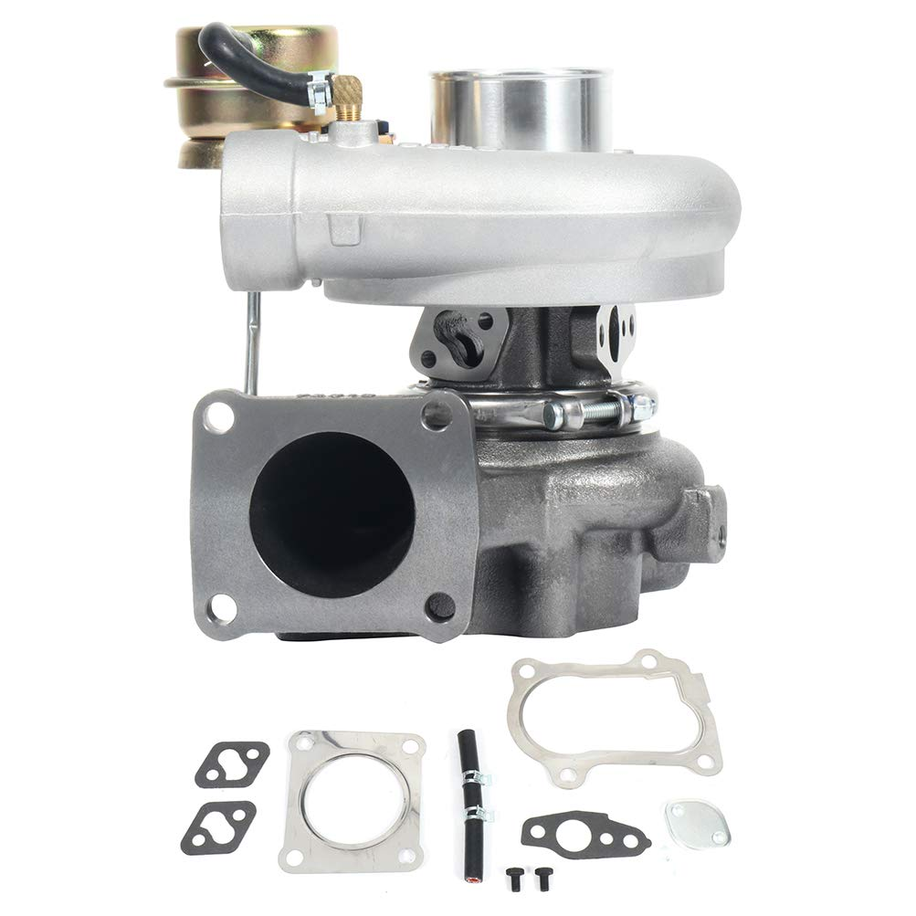 SCITOO 17201-42020 1720142020 Turbo Turbocharger Fits 1987-1992 Toyota Supra by SCITOO