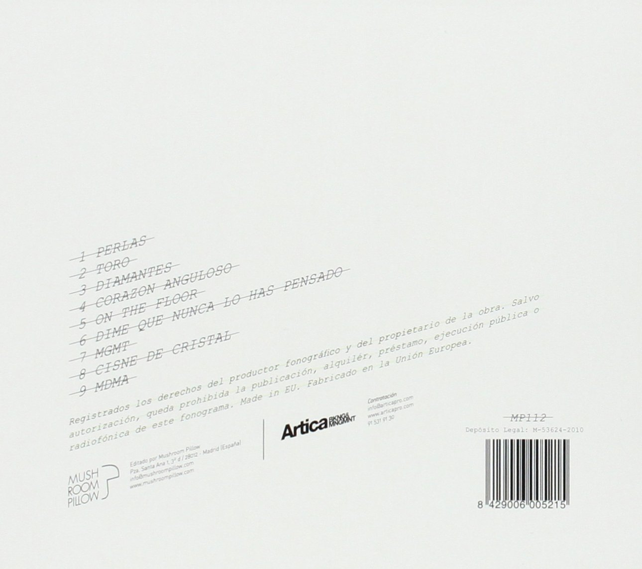 Columpio Asesino - Diamantes - Amazon.com Music