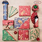 Kraft Wrapping Paper Set | Gift Wrap with