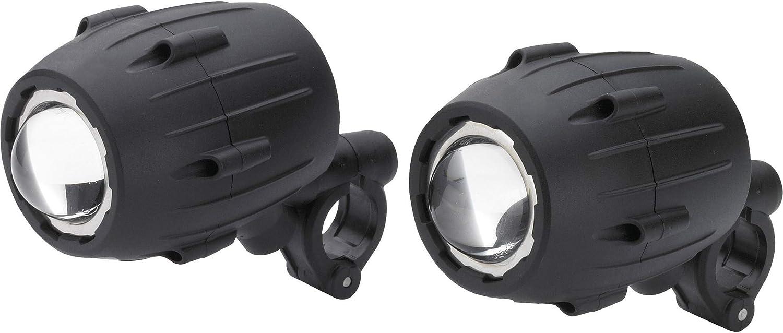 Kappa/ mit Halterung f/ür Motor /1 Paar Strahler f/ür Motorrad zus/ätzliche Trekker-Lampen KS310