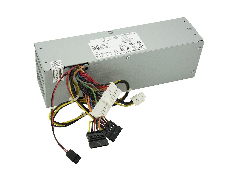 240W Watt Desktop Power Supply Unit PSU for Dell Optiplex 390 790 960 990 3010 7010 9010 Small Form Factor SFF Systems 3WN11 PH3C2 2TXYM 709MT H240AS-00 DPS-240WB