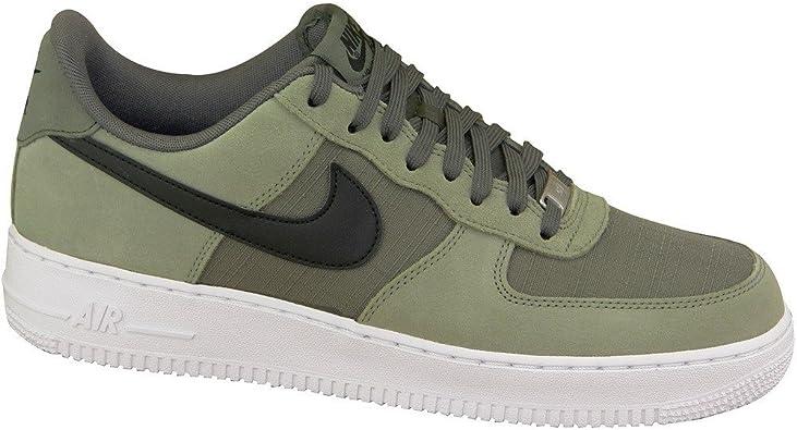 carpintero Sociología Consentimiento  Nike Air Force One 488298 – 081 – Zapatillas, Hombre, River Rock ...