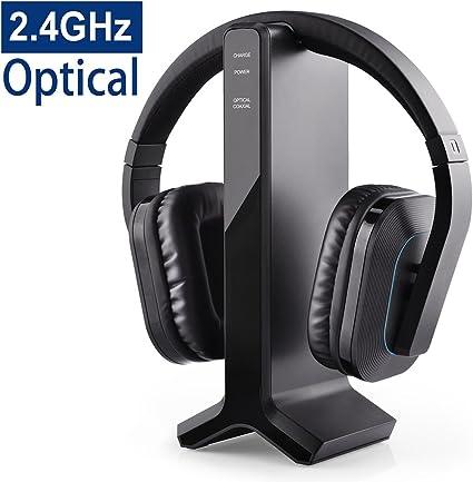 2020] Avantree HT280 Auriculares Inalámbricos para Ver TV con 2.4G ...
