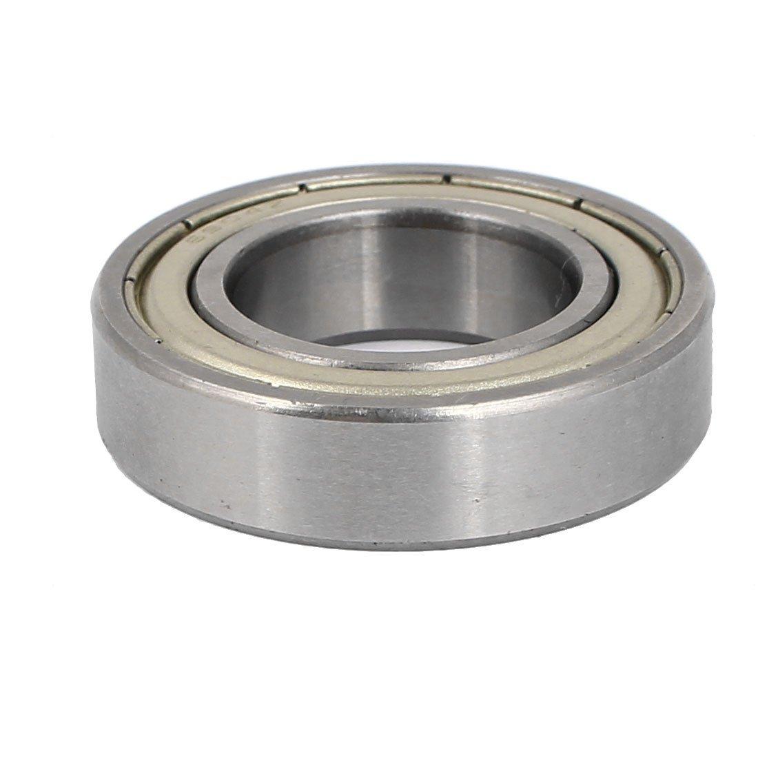 eDealMax 6904Z 20 x 37 x Bolas Radial metálico protegido ranura profunda rodamientos DE 9 mm 2pcs: Amazon.com: Industrial & Scientific