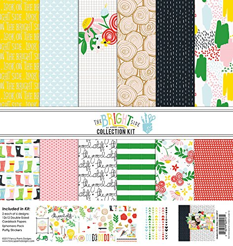 On The Bright Side 2917 Fancy Pants Designs Collection Kit -