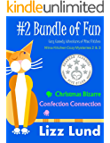 #2 Bundle of Fun - Humorous Cozy Mysteries - Funny Adventures of Mina Kitchen - with Recipes: Christmas Bizarre…