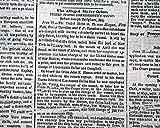 SLAVER African Slave Trade Ship CAPTURE Atlantic