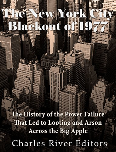 Amazon the new york city blackout of 1977 the history of the the new york city blackout of 1977 the history of the power failure that led fandeluxe Image collections