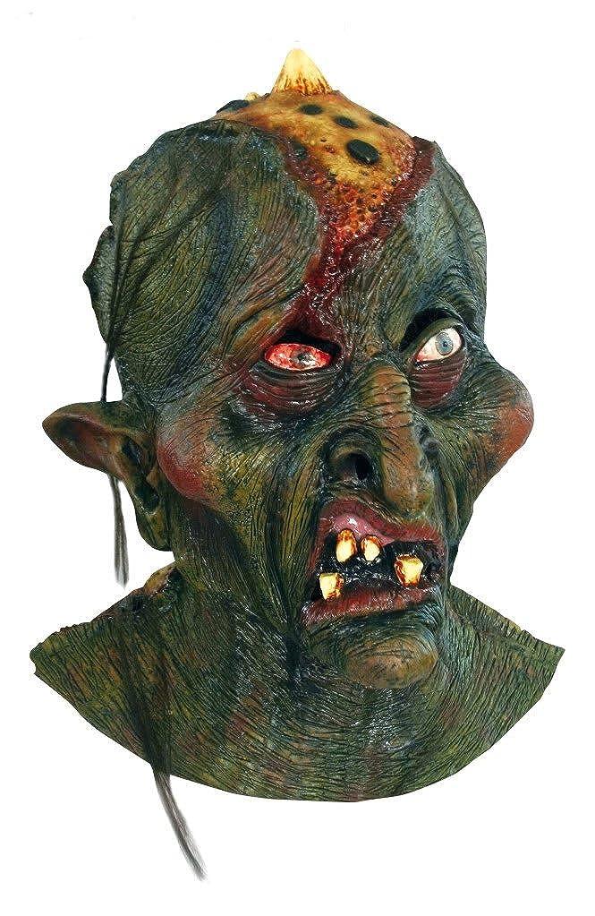 Scary Halloween Latex Kopf Hals & Face Mask Nahuala