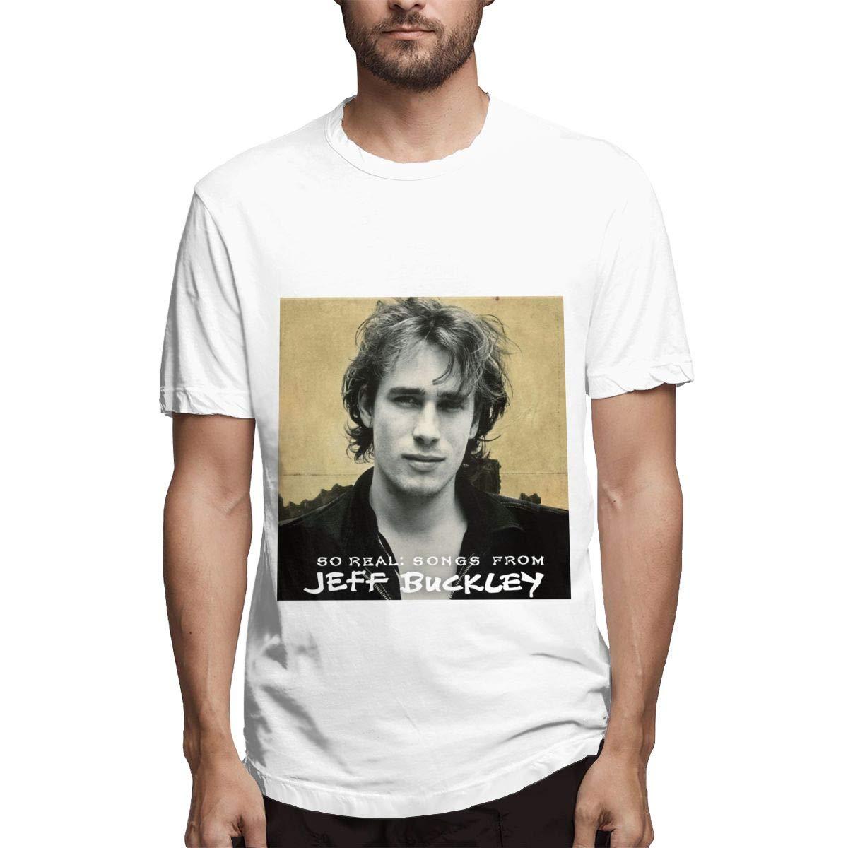 Lihehen Jeff Buckley Round Neck T Shirt