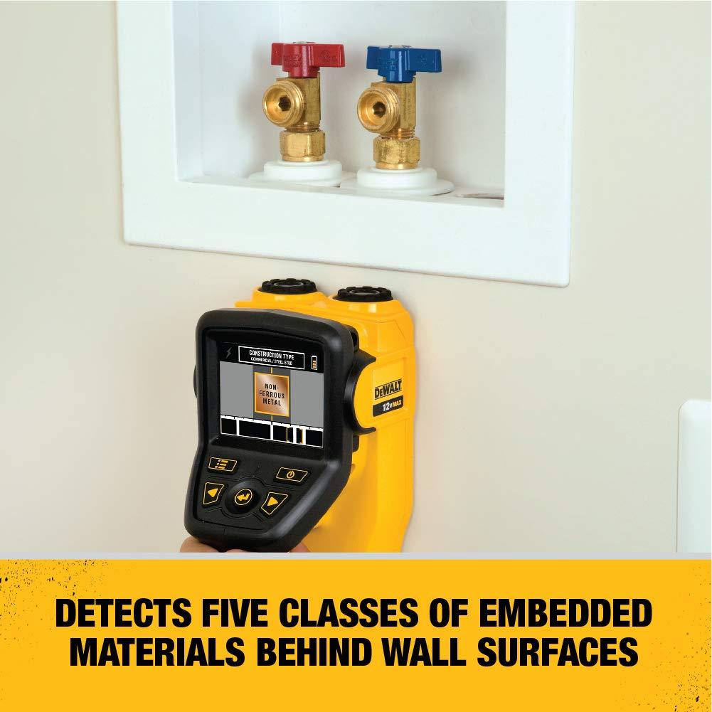 DeWalt dct419s1 12 V MAX pared de mano escáner: Amazon.es: Bricolaje y herramientas