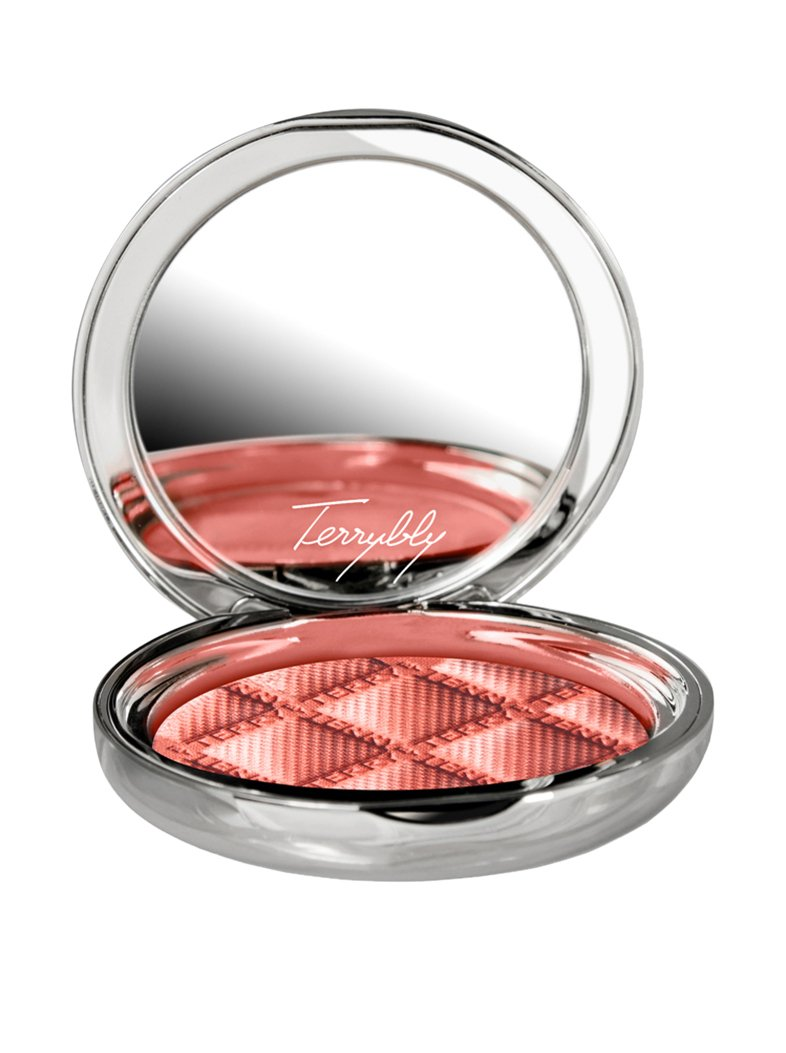 By Terry Terrybly Densiliss Youthful Radiance # 1 Platonic Blonde Powder Blush for Women, 0.21 Ounce