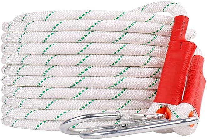 Cuerda Seguridad Doble Capa Cuerda Trenzada Cuerda Trabajo ...