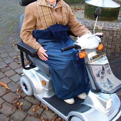 Manta para silla de ruedas