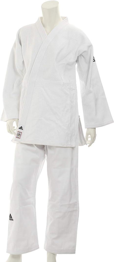 judogi adidas bianco