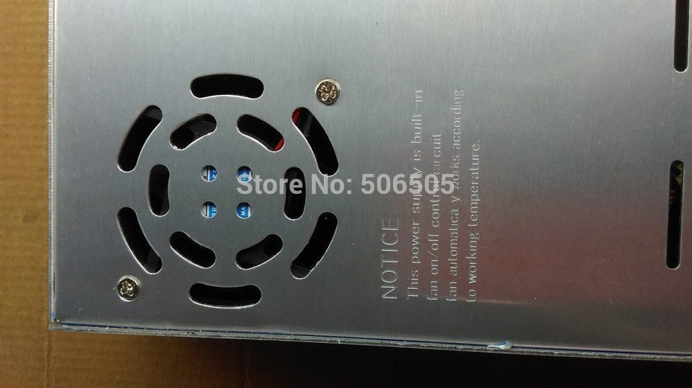 Utini 360W 12V 30A Switching Power Supply Industrial Power Supply Safety Equipment Power Supply