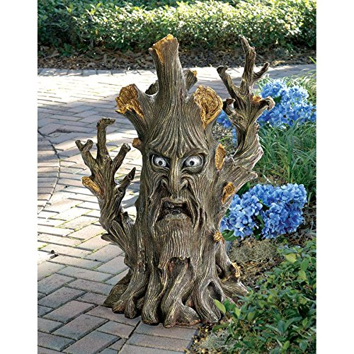 Design Toscano Bark, the Black Forest Ent Tree Statue